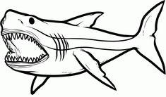 Printable Shark Coloring Pages . 24 Printable Shark Coloring Pages . Free Printable Shark Coloring Pages for Kids Ocean Coloring Pages, Super Coloring Pages, Family Coloring Pages, Farm Animal Coloring Pages, Valentine Coloring Pages, Pokemon Coloring Pages, Disney Coloring Pages, Coloring Pages To Print, Free Printable Coloring Pages