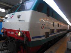 イタリアの列車