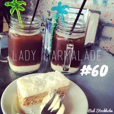 Lady Marmalade. Brisbane. 365 coffees. 365 cafes. 365 days.