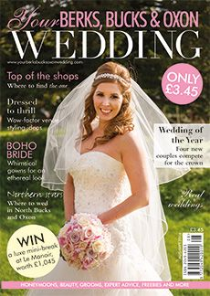 Our gorgeous Bride Louise in this months issue (48)