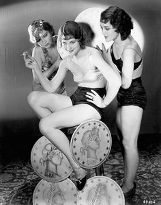 Gold Diggers of 1933 publicity still