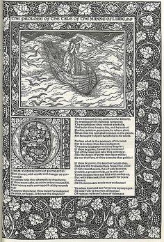 William Morris: Book design