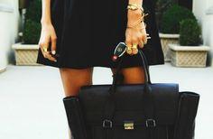 rings & bracelets, layered gold