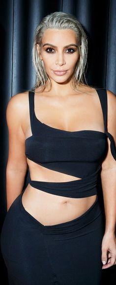 Kim Kardashian Essie Sand Tropez Nude Nail Polish