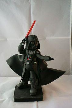 Friki Fofuchas: Frikifofuchas: Darth Vader v2