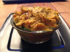 Vegan Shepard's Pie with Sweet Potato Mash #vegan #veganrecipes