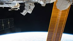 DCNewsroom: US spacewalk will work on space station cooling sy...