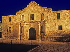 The Alamo Mission  San Antonio's most noteworthy ghost stories date at least as far back as 1836, the year of the battle of the Alamo.  But the most celebrated tale, about a local railroad crossing where a busload of children reputedly were killed decades ago by a speeding train, has been widely debunked. And like many such stories, it endures anyway.