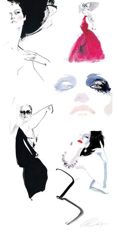Is there such a thing as too much David Downton? I think not!