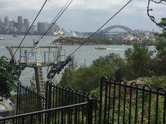 Vista desde el Zoo