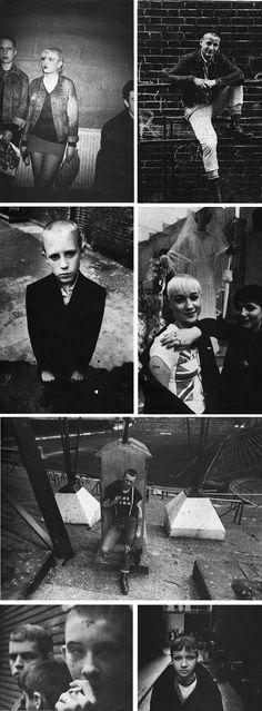 Nick Knight - Skinhead