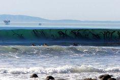 sea-weed monsters