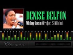 Yes! Roll it slow...Denise Belfon - Wining Queen (Project 5 Riddim) [Soca 2013] - YouTube Soca Music, Trinidad Carnival, Dance Music Videos, All About Music, Trinidad And Tobago, Tourism, Queen, Country, Youtube