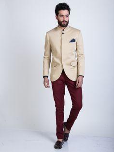 Bandh Gala Designs Blazers For Men Online, Mr Button, Gala Design, Buy Mens 955da297b8