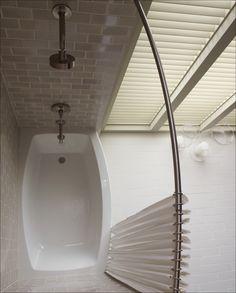 Kohler Expanse Tub Curved Apron For More Bathing Space
