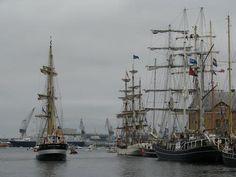 Tall Ships`Races Helsinki 2013  Photo  Taavet Vool