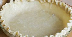 Sour Cream Pie Crust