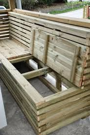 Bilderesultat for platsbyggd soffa altan