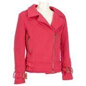 Fleece Moto Jacket (7-16)