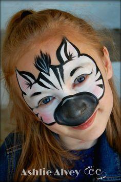 Ashlie Alvie - Zebra