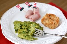 Recipe: Green Eggs {and Ham} for Dr. Seuss's birthday on March 2nd!