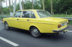 Volvo 144 DL 1973 just like my first car