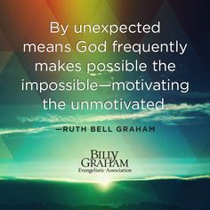 Ruth Bell Graham Quote