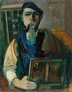 depth of reality - Felix Nussbaum (Felix Nussbaum, 1904-1944). '' If I disappear - do not let my paintings die''