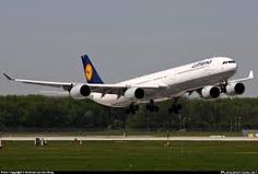 lufthansa A340 I have boarded this airplane.