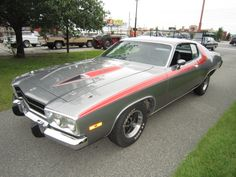 1973 Plymouth Road Runner 340