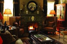 historic english country style    Does anyone else like English country style? - Home Decorating ...