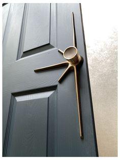 Door Design, House Design, Bedroom Doors, Interior Design Inspiration, Home Projects, Interior Architecture, Home Accessories, Mid-century Modern, Decoration