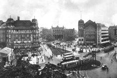 destroyedgermany: Berlin - Potsdamer Platz