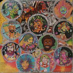 Pedro Bell cover art
