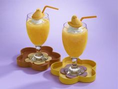 Peeps Peach fizz drink - great beverage to serve kids at an Easter brunch  Parenting.com | Easter Peeps Recipes, Crafts and Products