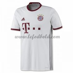 Billige Fodboldtrøjer Bayern Munich 2016-17 Kortærmet Tredjetrøje