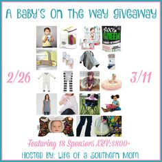 New Age Mama: It's Time For a Baby #Giveaway