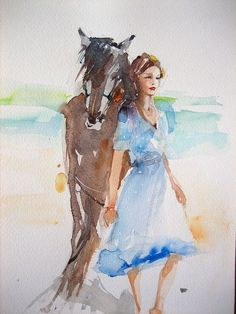 anelest watercolors