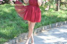 Freaky Friday: Fluffly Dress