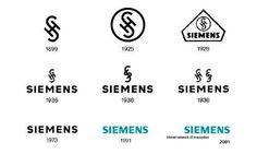Siemens Logo Evolution