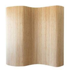 Paravent Raumteiler Trennwand Bambus braun NEU (Nr. 302)