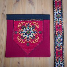 Bunad og Stakkastovo AS Scandinavian Embroidery, Star Patterns, Cross Stitch Designs, Cross Stitch Embroidery, Beadwork, Bohemian Rug, Initials, Diy And Crafts, Old Things