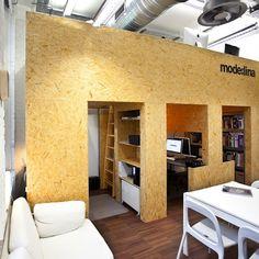 Agence Mode:lina - nouveaux bureaux