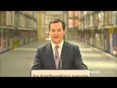 George Osborne attacks welfare cuts critics