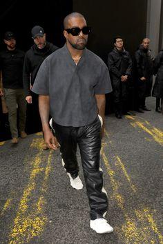 The Kanye West Look Book | GQ Ropa Kanye West, Kanye West Style, Zapatillas Adidas Yeezy, Kanye West Outfits, Balenciaga, Yeezy Fashion, Yeezy Outfit, Atlanta, Kim And Kanye