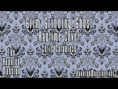 """""""Grim Grinning Ghost"""" Ragtime Cover - Chris Calabrese - YouTube"""