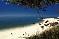 Praia da Figueirinha, Serra Arrabida, Setubal, Portugal
