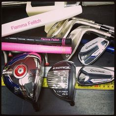 """April 3, 2014: """"Ooooo weeee baby some of my goodies being built!! Can't wait to get my hands on these bad boys,"""" said """"Big Break"""" competitor Fiamma Felitch."""