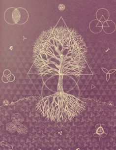 Like this illustration?Looking for a perfect gift/book to read all about Sacred Geometry, Magic, Esoteric Philosophies, the design of divine Natural Beauty??Go Buy the Quadrivium now