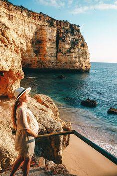 Hotels am Meer – die schönsten 7 Hotels mit Meerblick Algarve, Hotel Am Meer, Hotel In Den Bergen, All Continents, Beach Holiday, Portugal, Country, Nature, Lilies